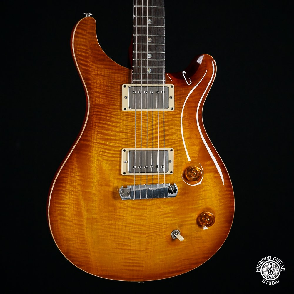 PRS McCarty 2010 - 10 Top McCarty Sunburst w/moons