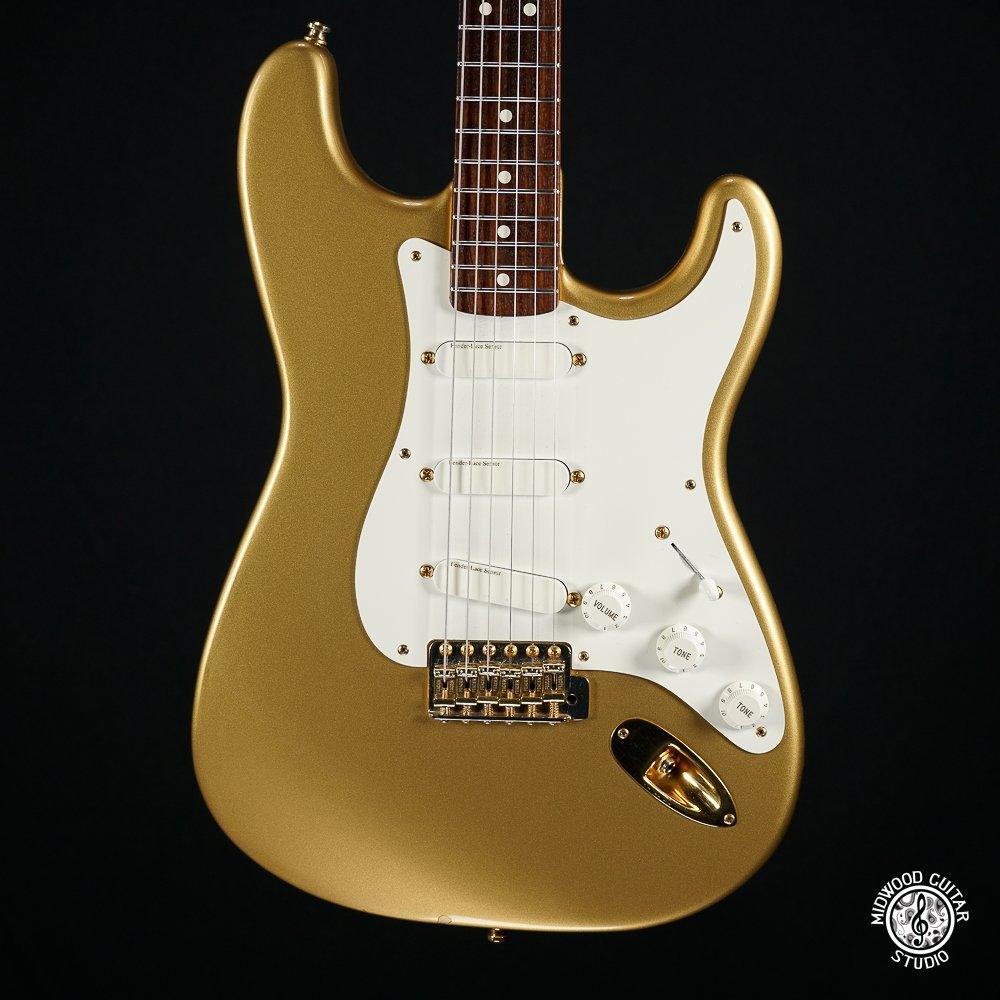 Fender Custom Shop Strat 1988 - 1 Off Built for Robin Trower