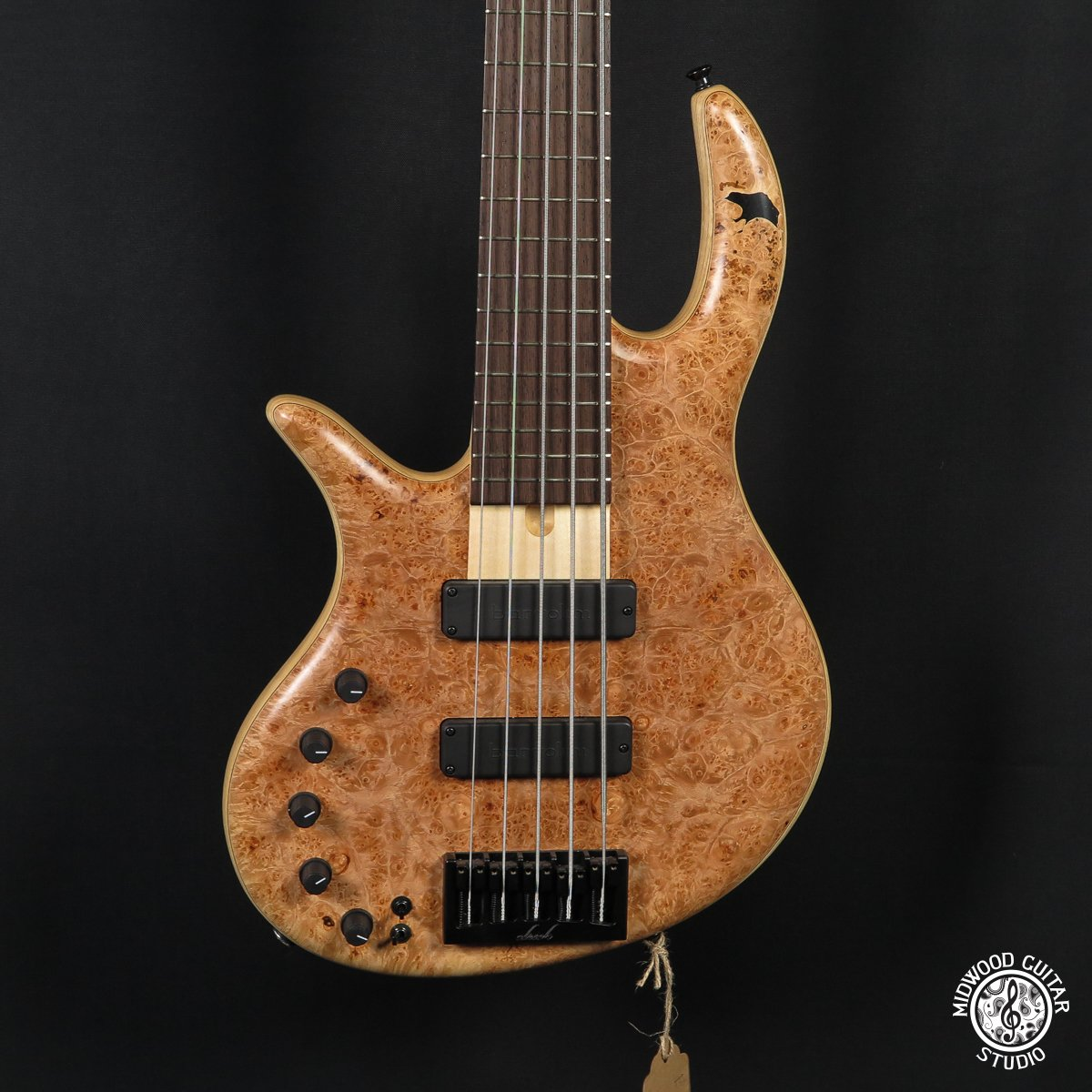 Elrick USA Carved Gold Series-evolution Left Handed - Demo