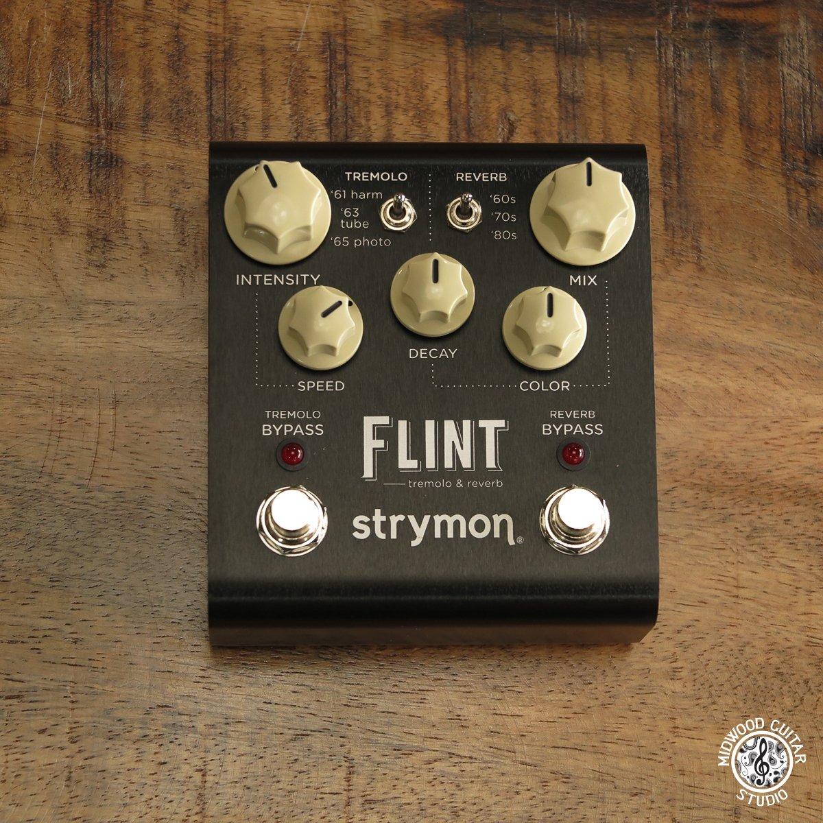 Strymon Flint Reverb & Tremolo