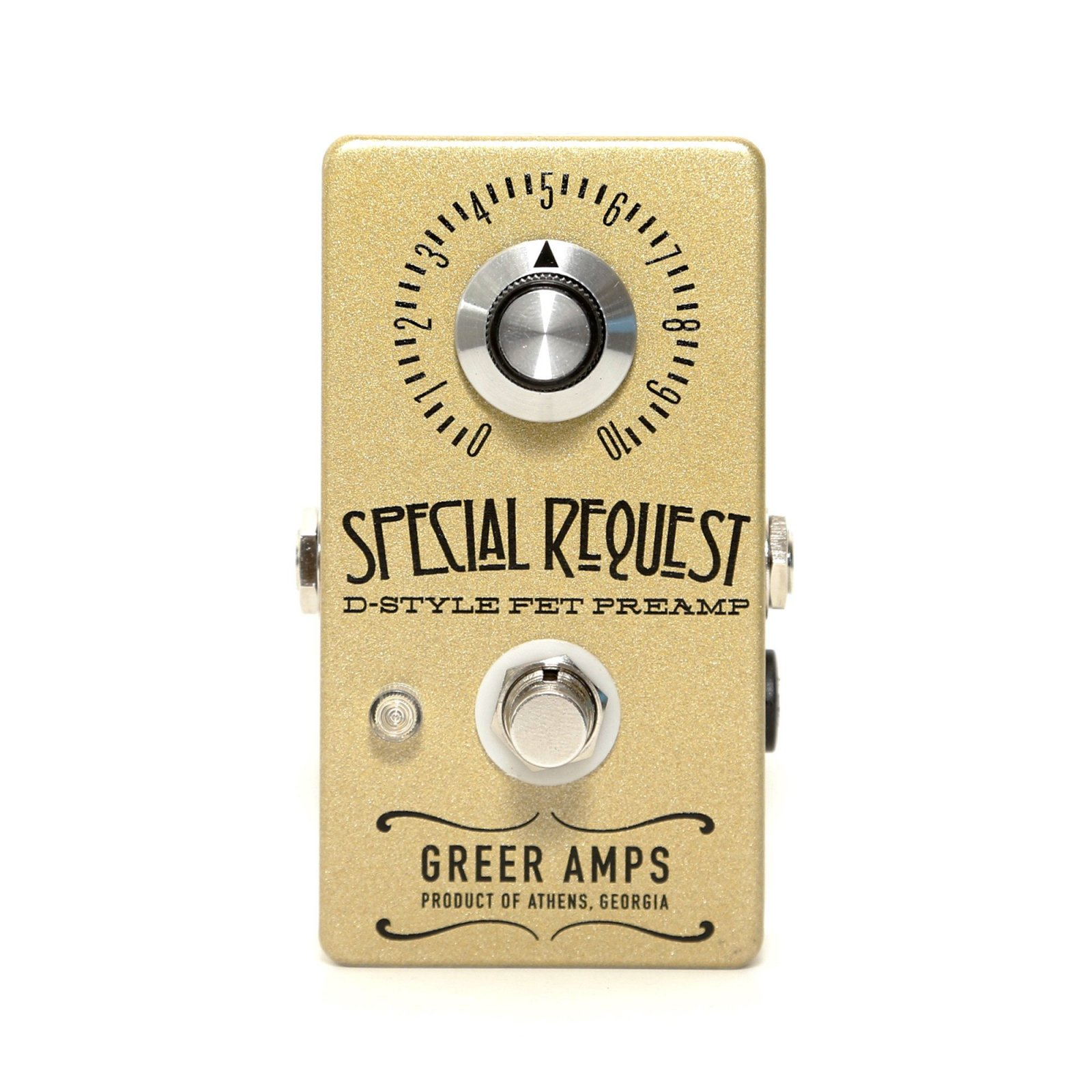 Greer Amps Special Request DFET Preamp