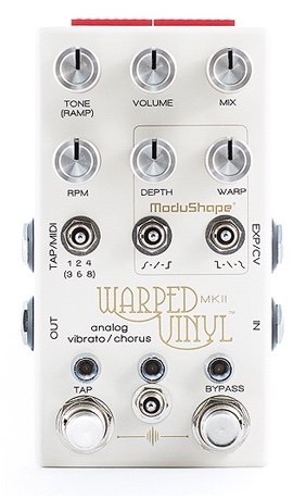 Chase Bliss Warped Vinyl MKII
