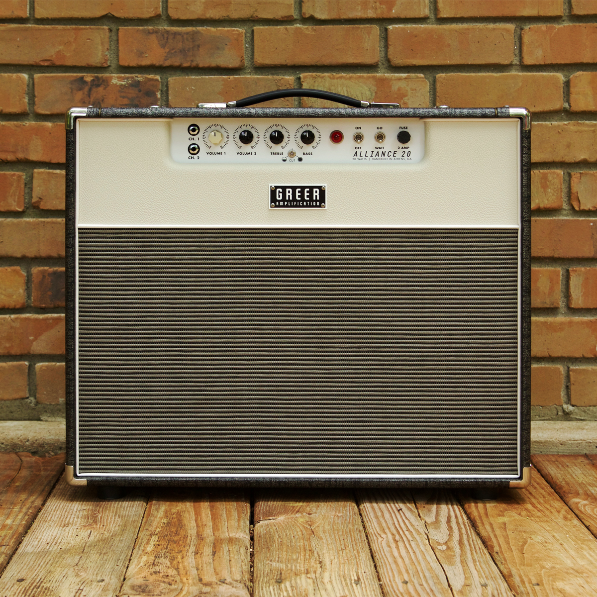 Greer Amps Alliance 20 Combo