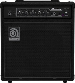 Ampeg BA-108 v2 20W 1x8 Bass Amp