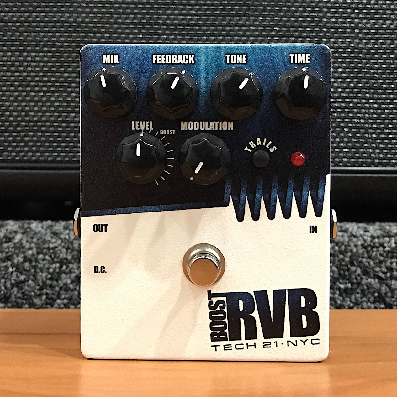 USED Tech21 Boost RVB Reverb