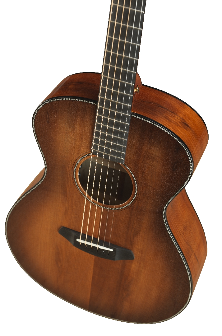 Breedlove Oregon Concert Bourbon Acoustic Electric