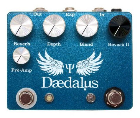 Coppersound Daedalus Reverb