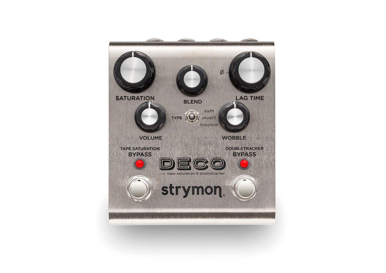 Strymon Deco Tape Saturation Doubler