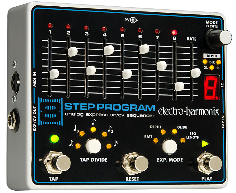 Electro Harmonix 8 Step Program CV controller