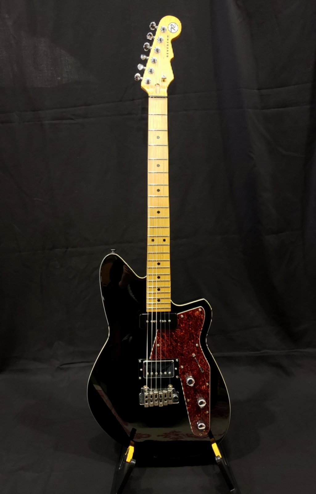 USED Reverend Double Agent W - Black