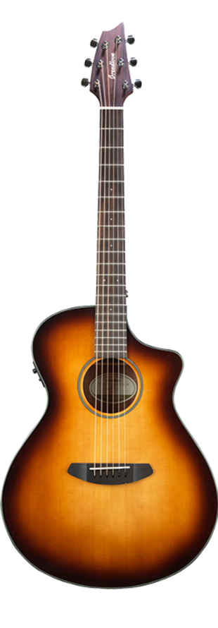 Breedlove Discovery Concert Sunburst CE Acoustic Electric Guitar