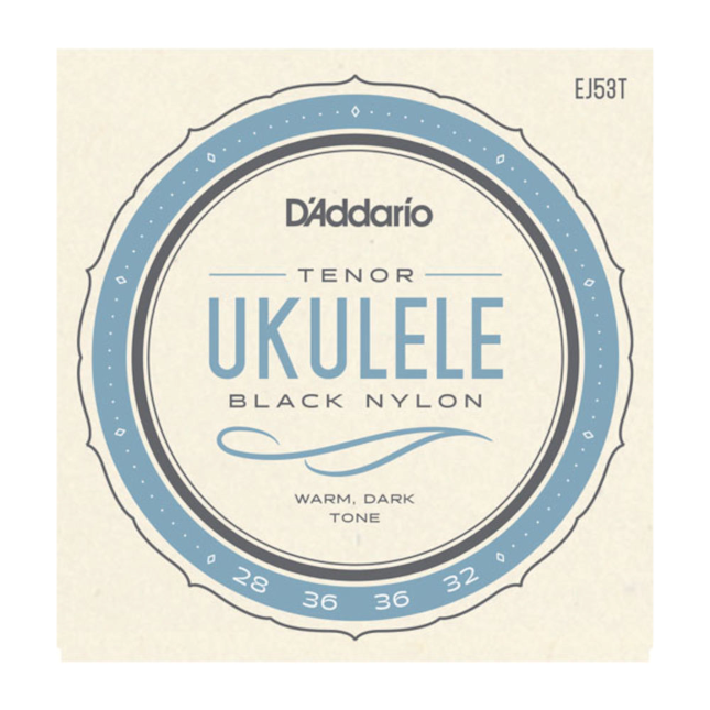 D'addario EJ53T Pro-Arte Rectified Tenor Ukulele Strings