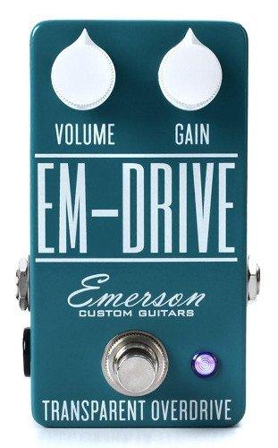 Emerson Em-Drive Overdrive