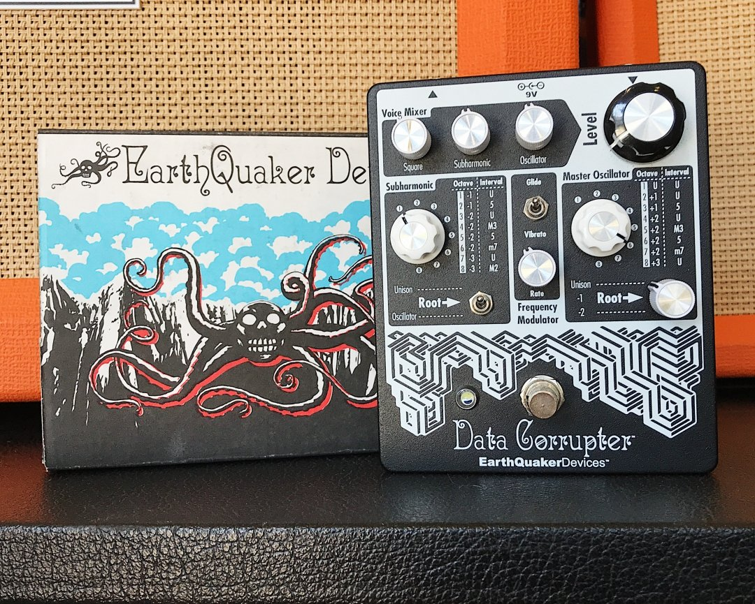 USED Earthquaker Devices Data Corrupter