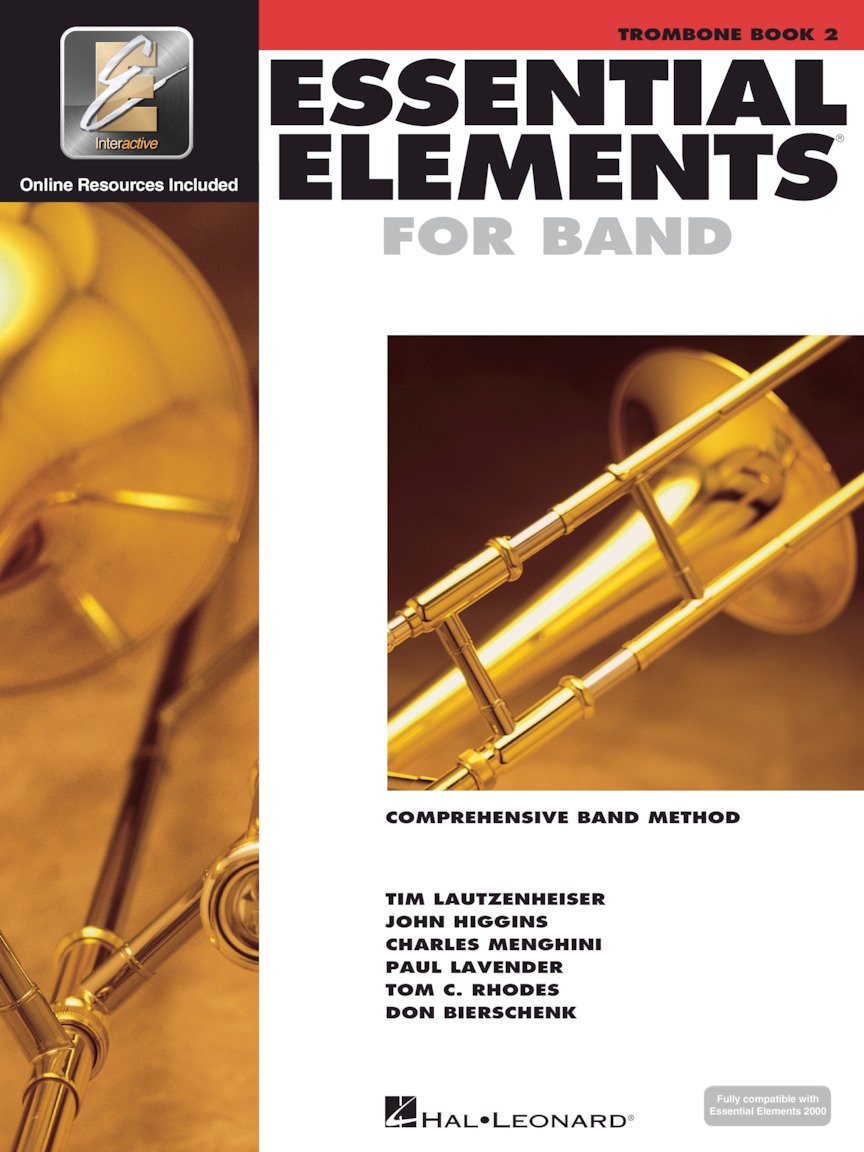 Essential Elements for Band Trombone Book 2