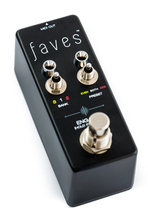 Chase Bliss Faves Switch
