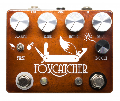 Coppersound Foxcatcher Overdrive