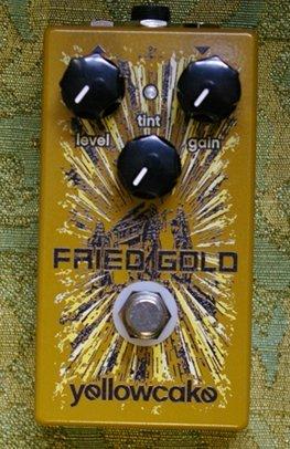 Yellowcake Fried Gold Overdrive