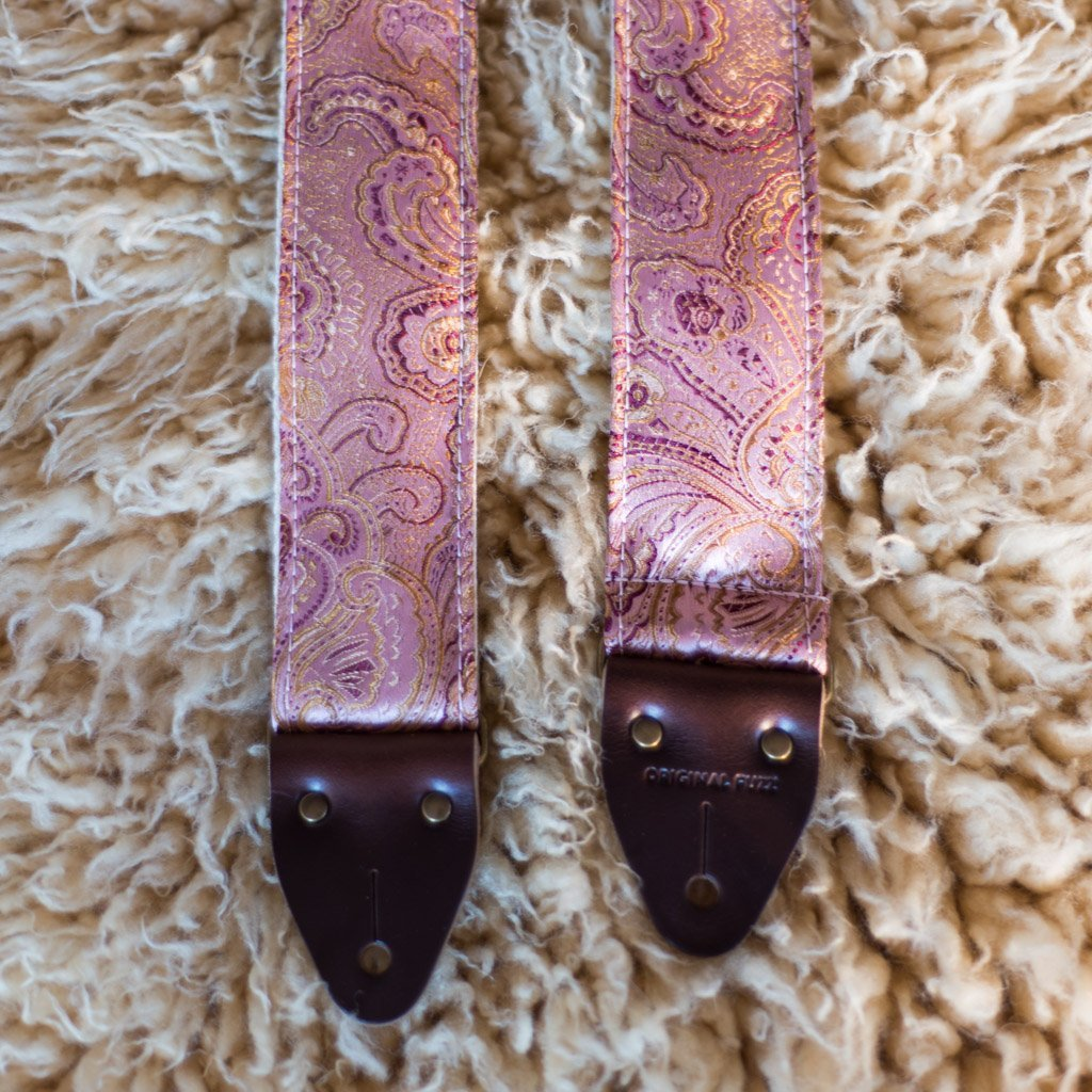 Original Fuzz Nashville Series Guitar Strap in Edith