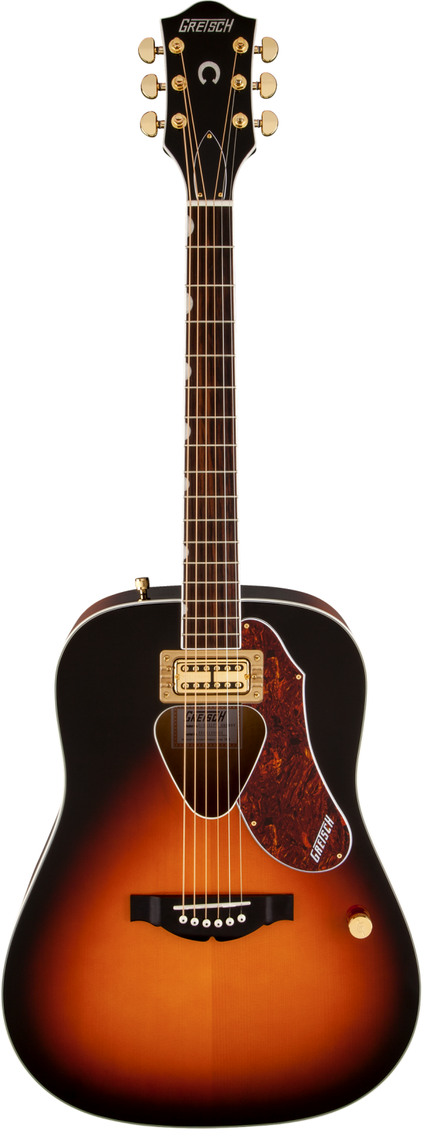 Gretsch G5031FT Rancher Dreadnought with Fideli'Tron Pickup