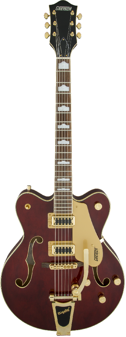 Gretsch G5422TG Electromatic Hollowbody Double-Cut with Bigsby and Gold Hardware