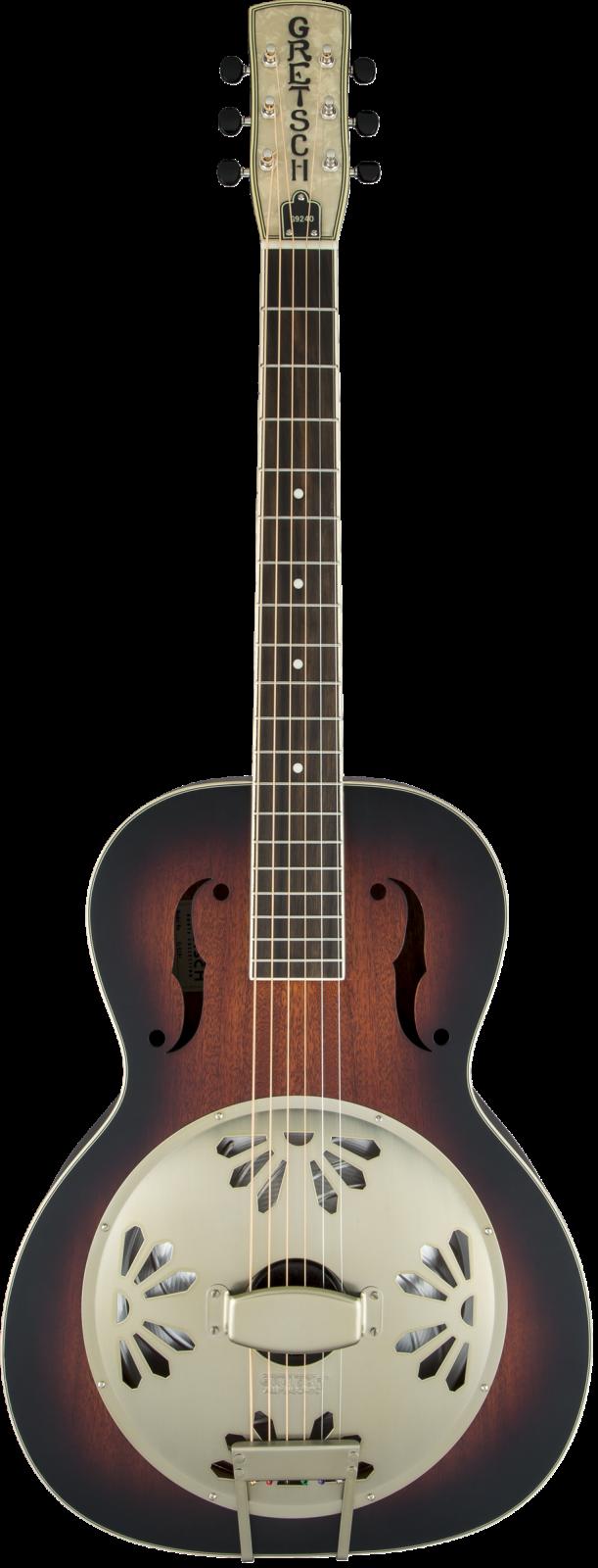 Gretsch G9240 Alligator Round-Neck Resonator Guitar