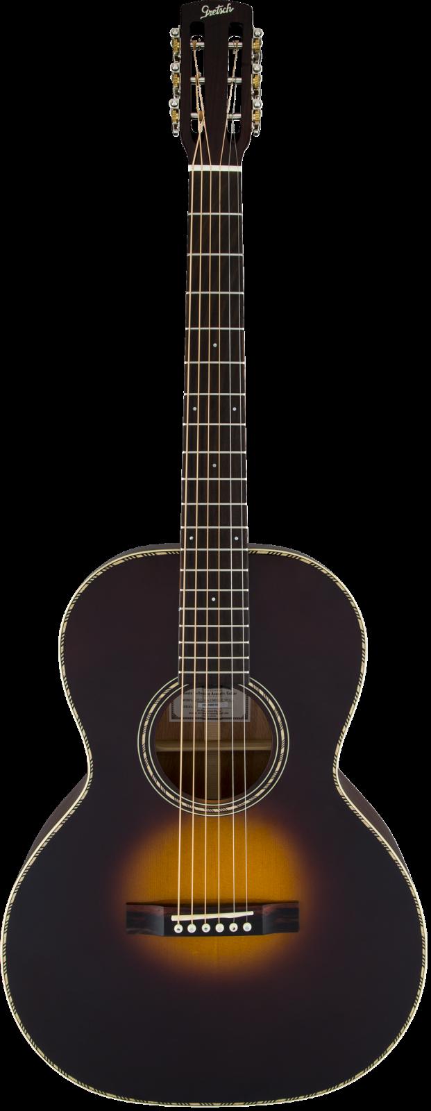 Gretsch G9521 Style 2 Triple-0 Auditorium Acoustic Guitar