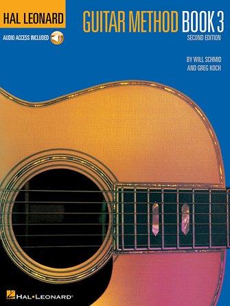 Hal Leonard Guitar Method Book 3 (with audio)