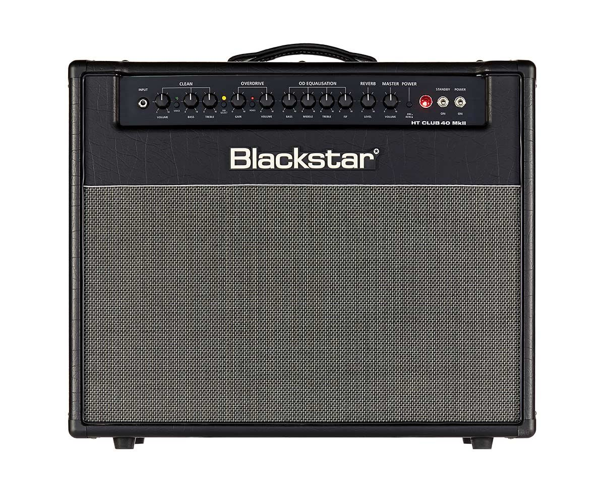 Blackstar HT Club 40 Mark II - 40-watt 1x12 Tube Combo Amp