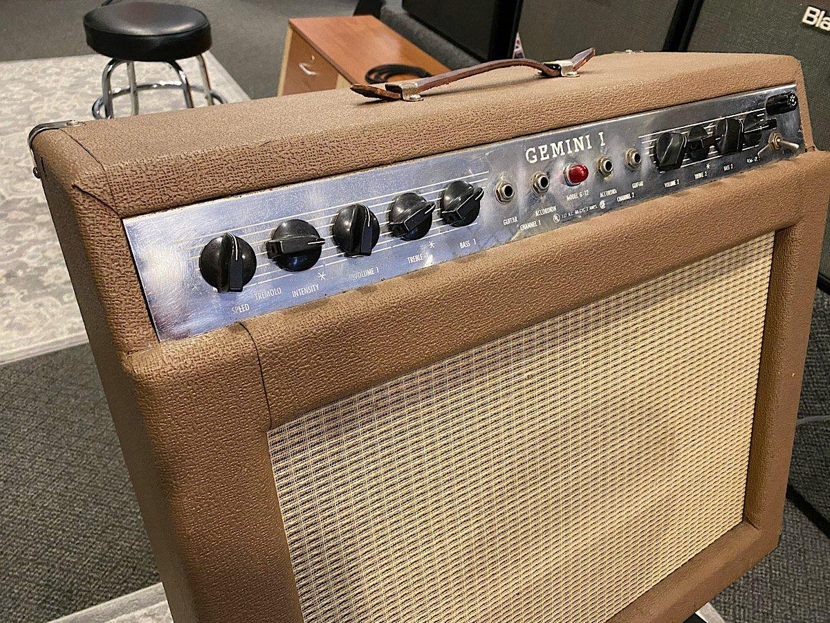 USED 1966 Ampeg Gemini I