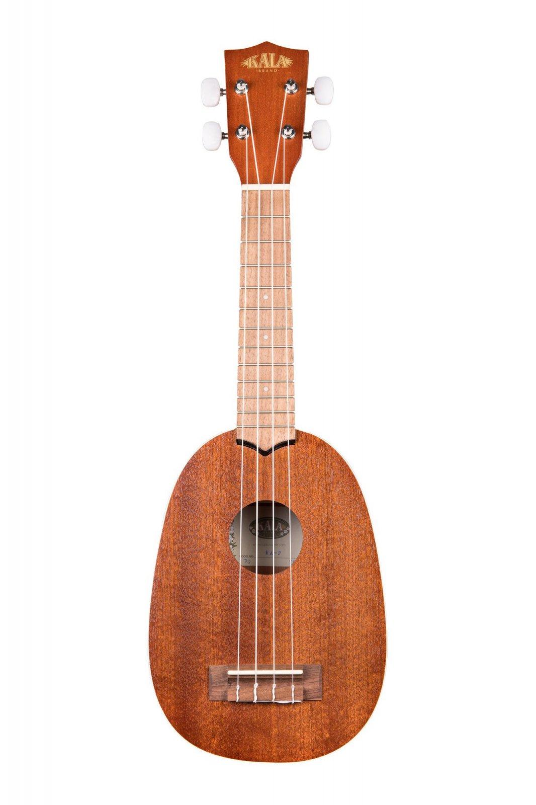 Kala KA-P Soprano Mahogany Pineapple Ukulele