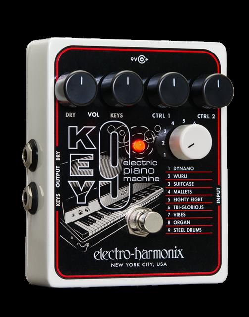 Electro Harmonix Key 9 Piano Machine
