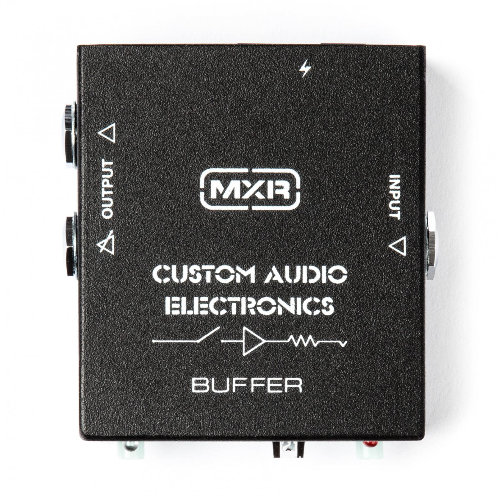 MXR MC406 Custom Audio Electronics Buffer