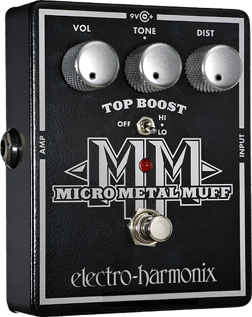 Electro Harmonix Micro Metal Muff Distortion