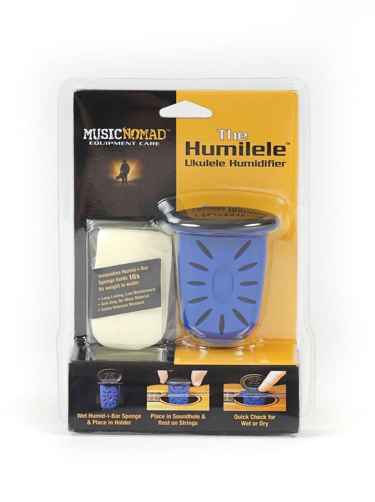 Music Nomad The Humilele Ukulele Humidifier