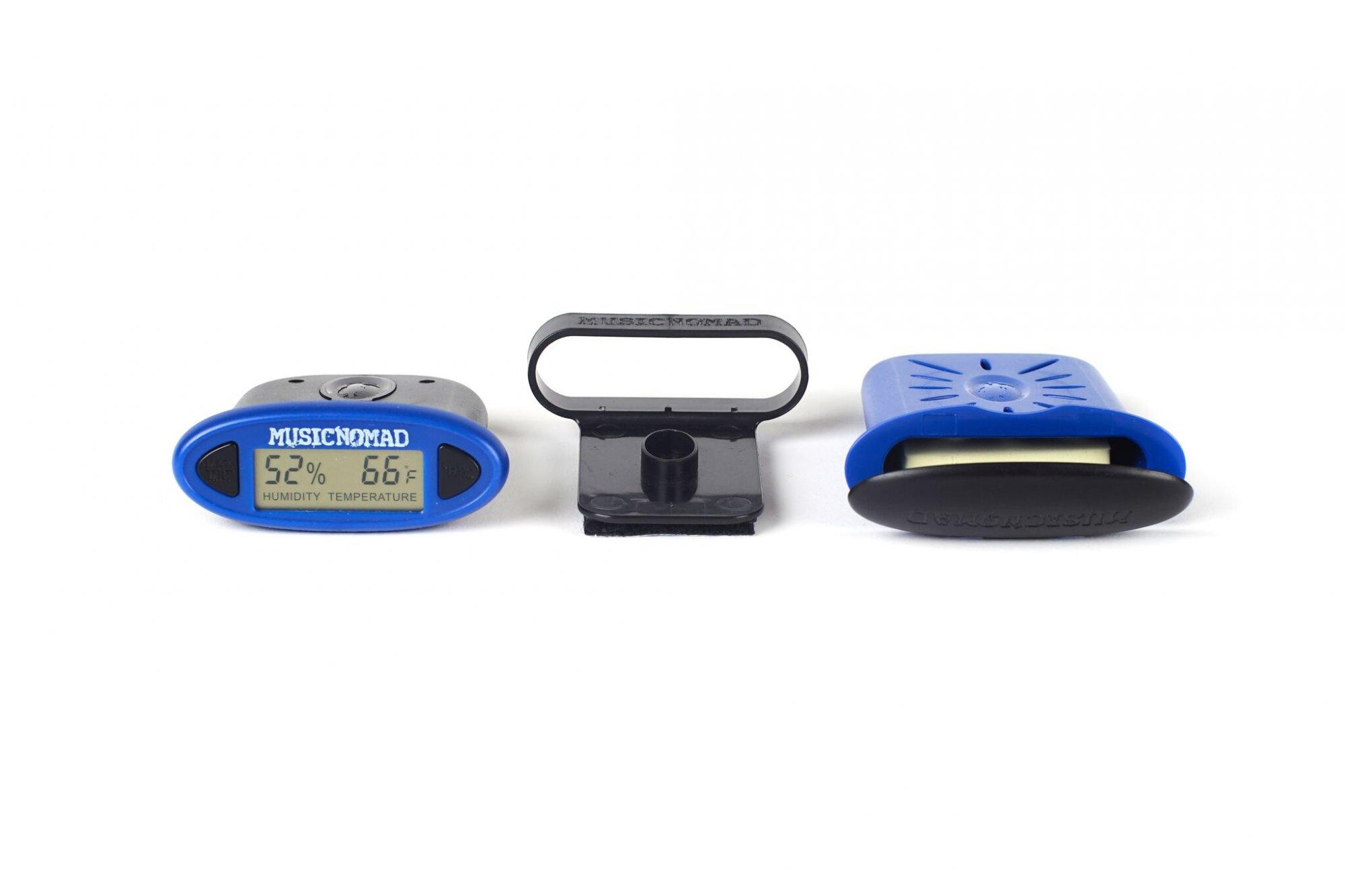 Music Nomad  Premium Humidity Care System - Humitar & HumiReader