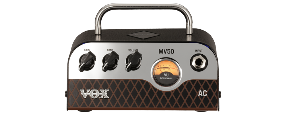 Vox MV50 AC - 50 Watt Mini Head