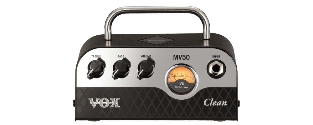 Vox MV50 Clean - 50 Watt Mini Head