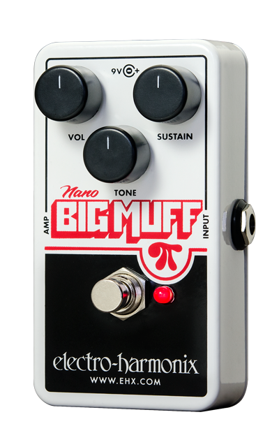 Electro Harmonix Nano Big Muff Pi Distortion