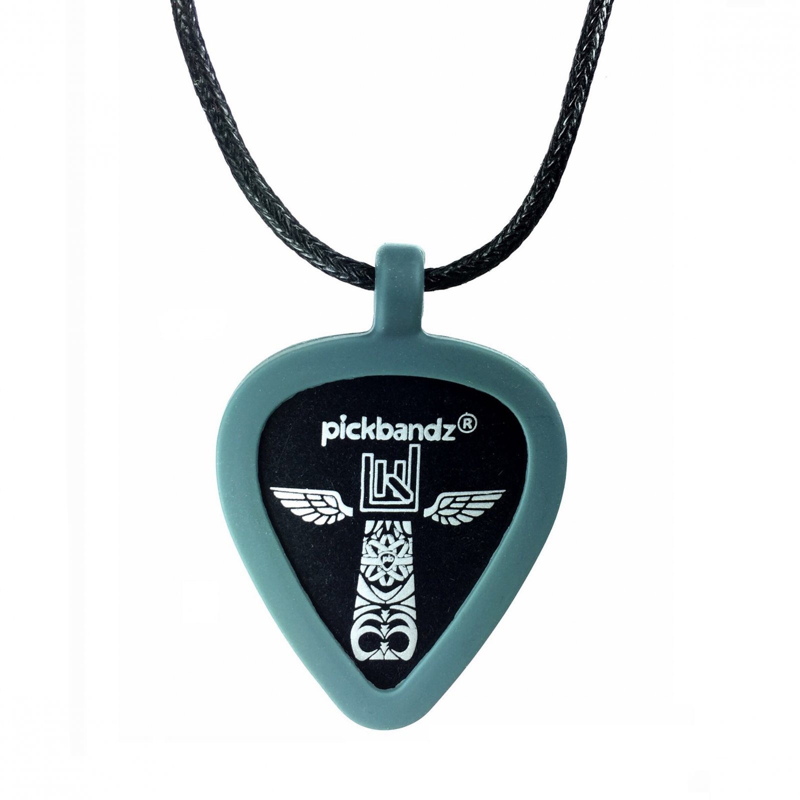 Pickbandz Timberwolf Grey  Necklace