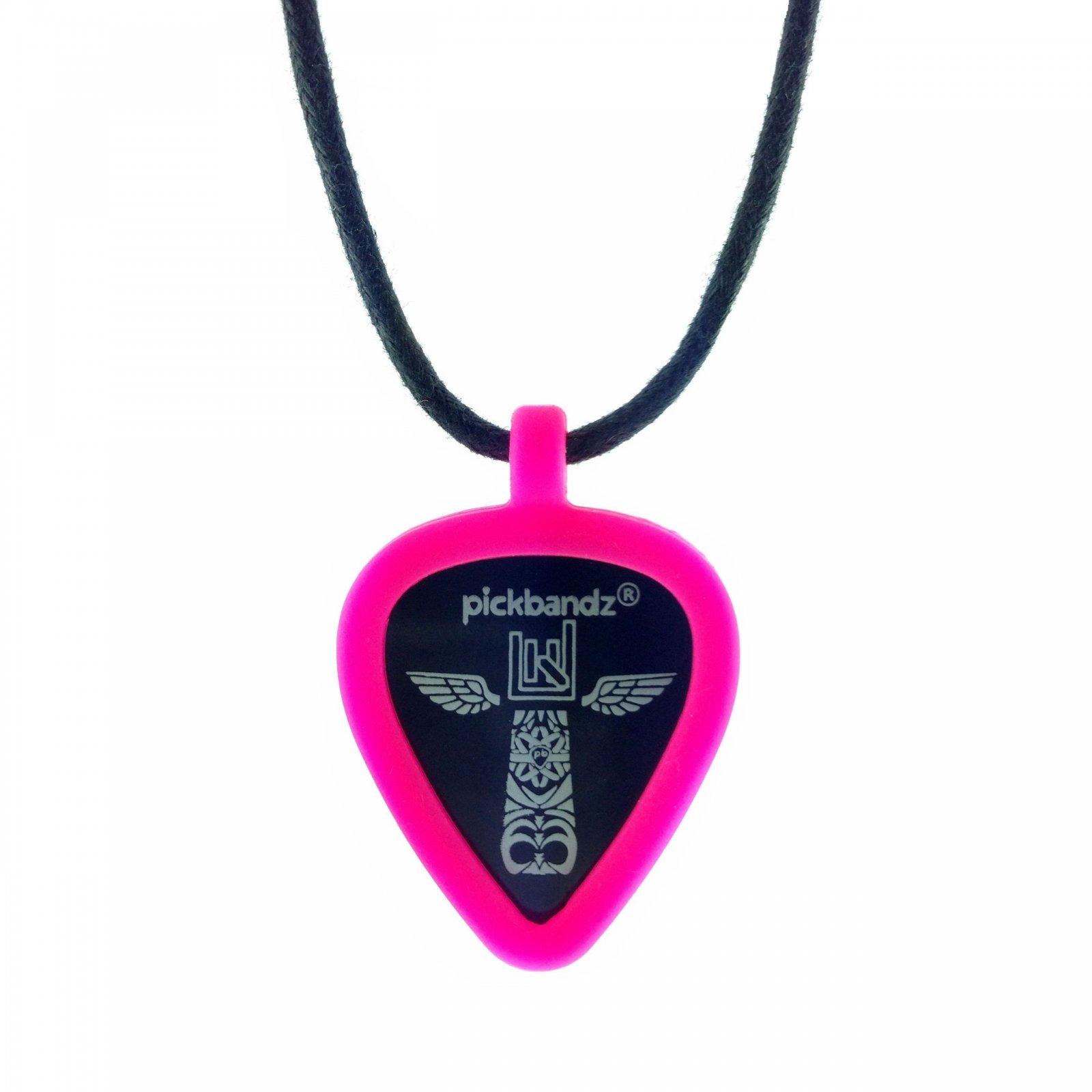 Pickbandz Hollywood Pink Necklace