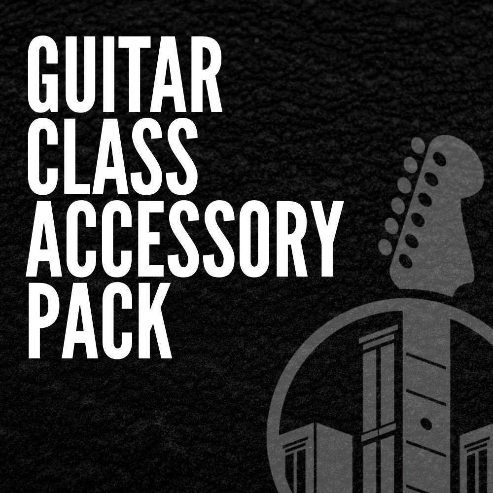 Guitar Class Accessory Pack