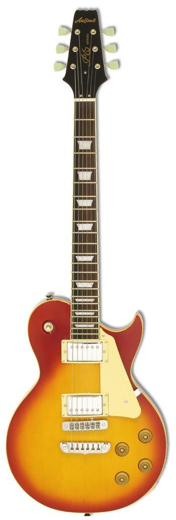 Aria Pro II PE-350STD single cutaway electric guitar