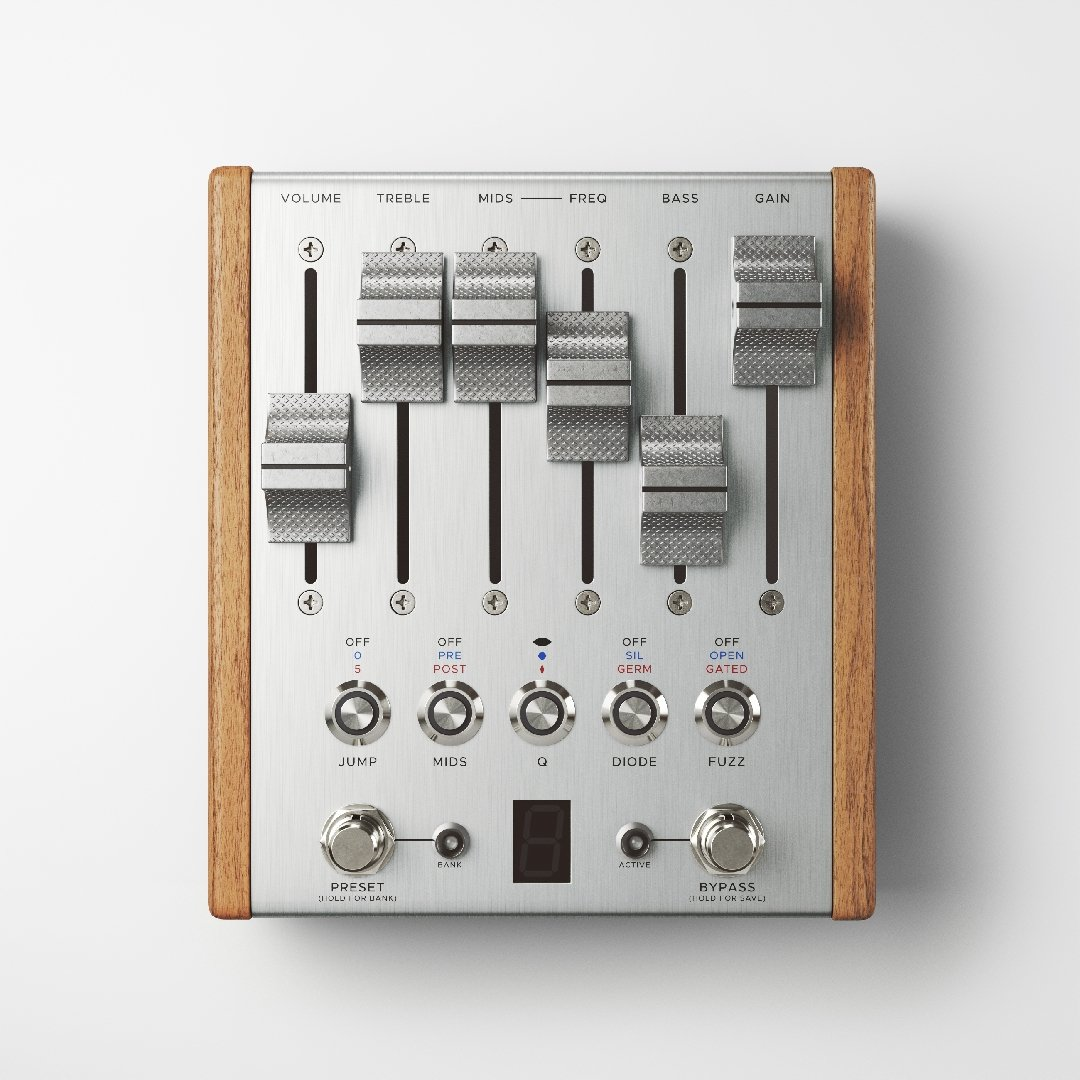 Chase Bliss Audio Preamp mkII - preorder