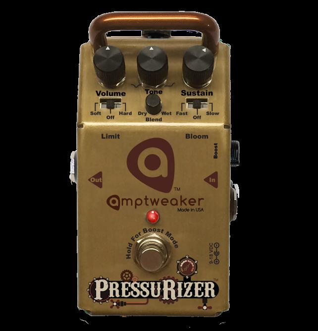 Amptweaker Pressurizer Compressor