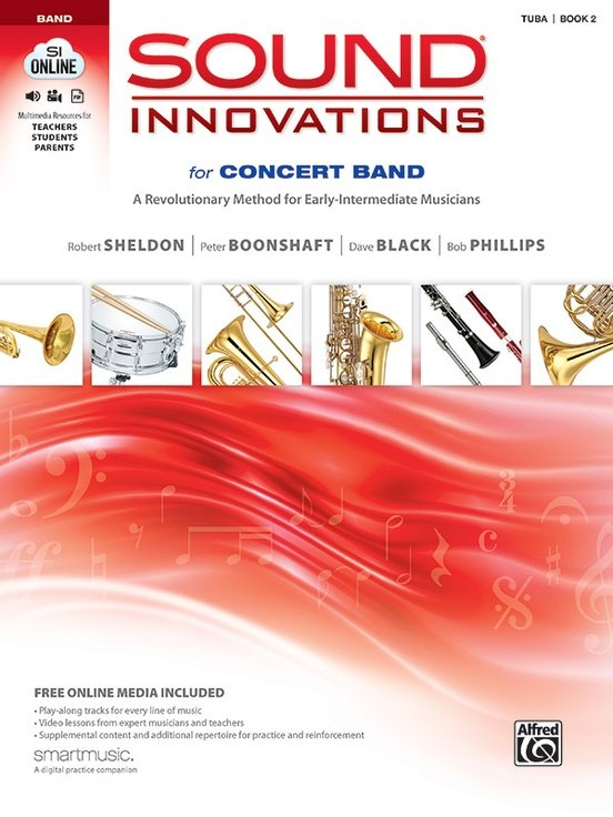 Sound Innovations Book 2 Tuba