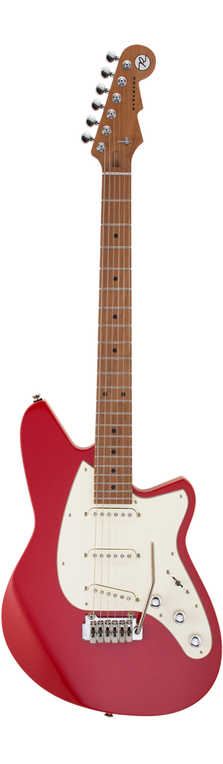Reverend Six Gun Party Red
