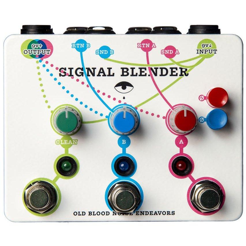 Old Blood Noise Endeavors Signal Blender