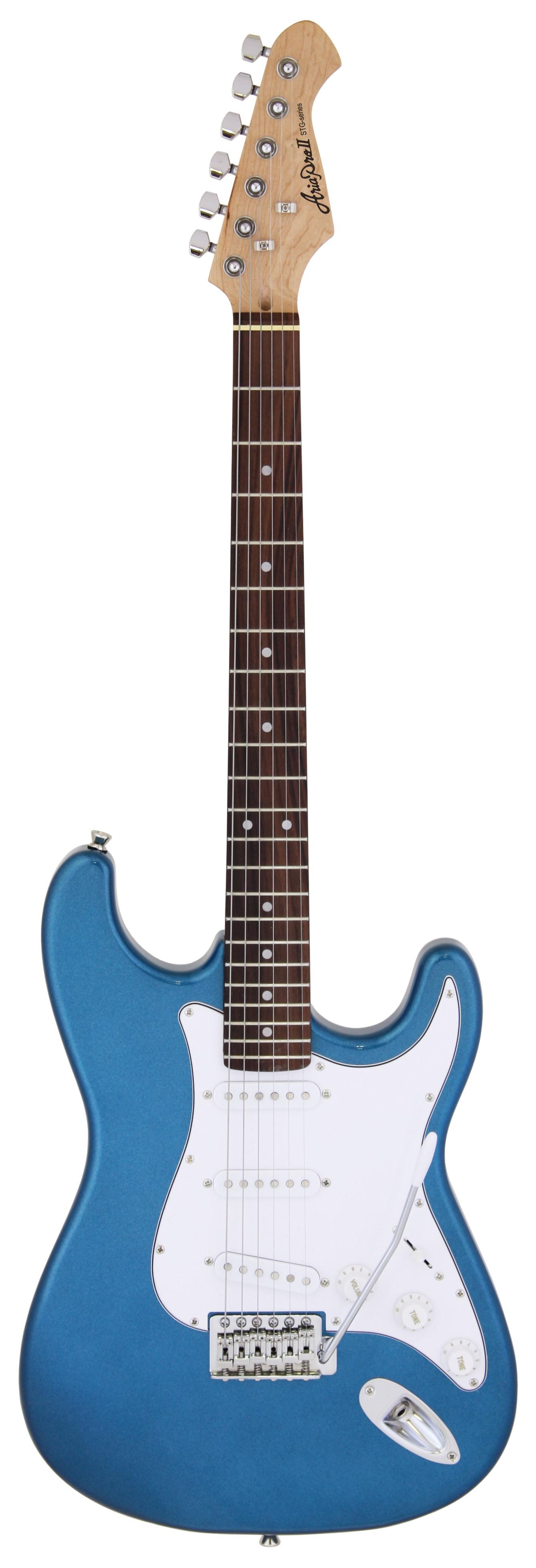 Aria Pro II STG-003 Double Cutaway Electric Guitar