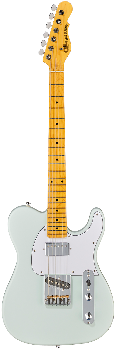 G&L Tribute Series ASAT Classic Bluesboy